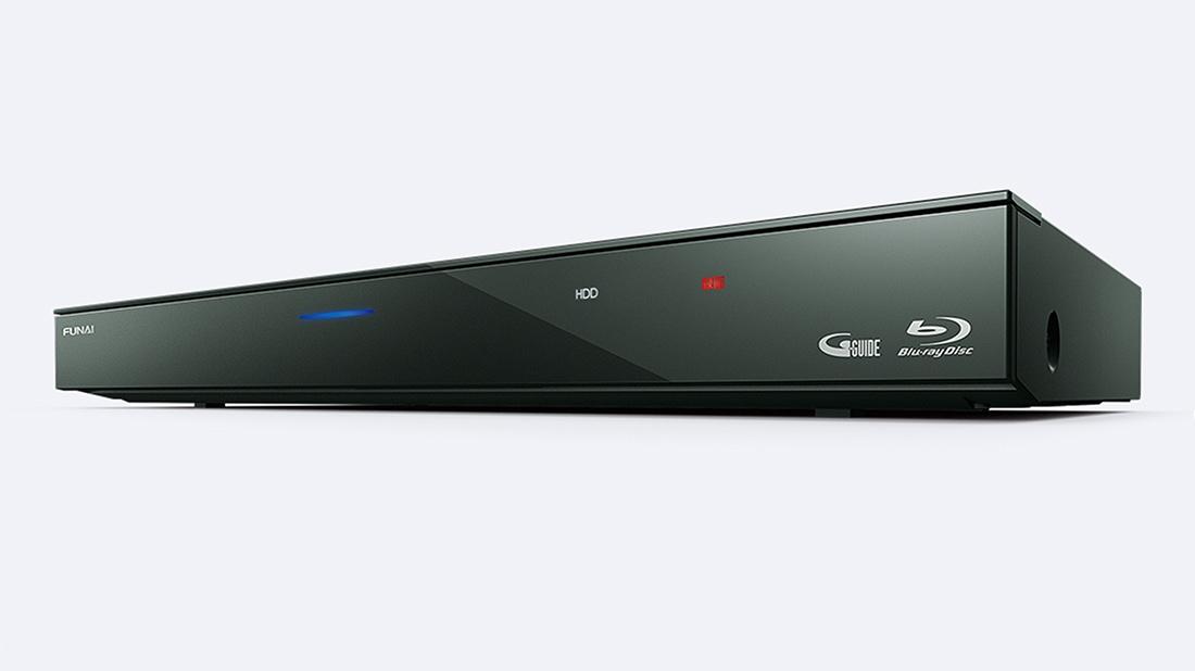 FUNAI フナイ FBR-HW510(500GB)