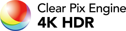 Clear Pix Engine 4K HDR