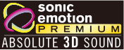 sonic emotion ABSOLUTE 3D